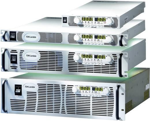 19 Zoll Labornetzgerät, einstellbar TDK-Lambda GEN-60- 25/LN 0 - 60 V/DC 0 - 25 A Anzahl Ausgänge 1 x RS-232, RS-485 p