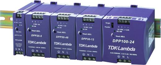 TDK-Lambda DPP-50-15 Hutschienen-Netzteil (DIN-Rail) 15 V/DC 3.4 A 50 W 1 x