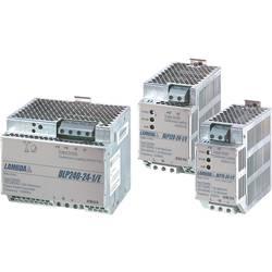 Sieťový zdroj na montážnu lištu (DIN lištu) TDK-Lambda DLP-180-24-1/E, 1 x, 24 V/DC, 7.5 A, 180 W