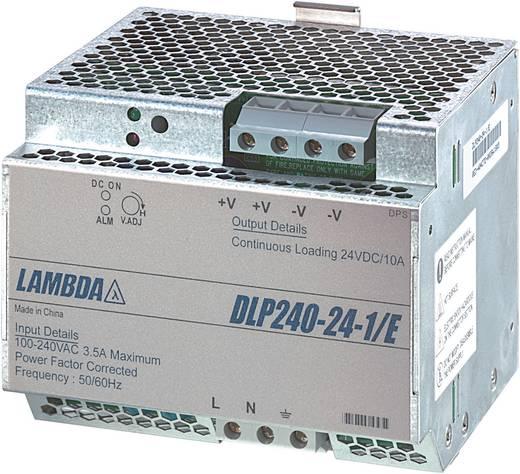 Hutschienen-Netzteil (DIN-Rail) TDK-Lambda DLP-240-24-1/E 24 V/DC 10 A 240 W 1 x