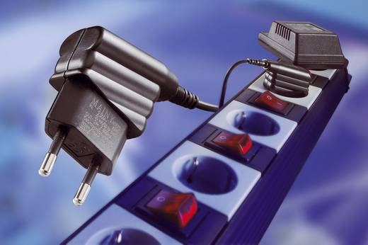 Steckernetzteil, Festspannung Egston 003920212 15 V/DC 400 mA 6 W