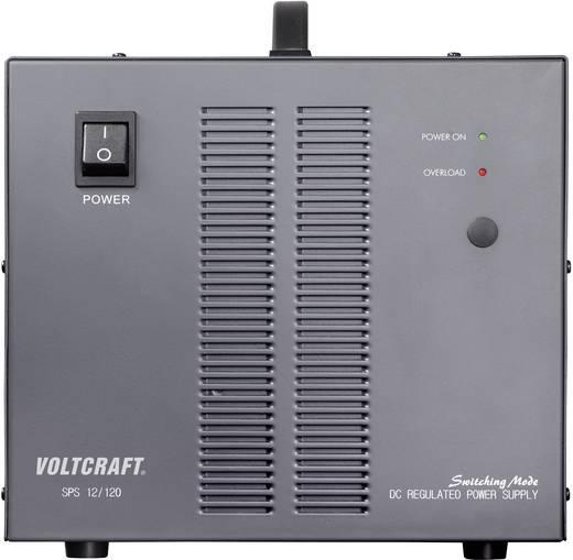 VOLTCRAFT SPS 12/120 Labornetzgerät, Festspannung 12.6 - 14.8 V/DC 120 A 1700 W Anzahl Ausgänge 1 x Kalibriert nach DA