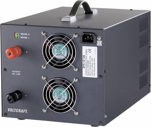 Labornetzgerät, Festspannung VOLTCRAFT SPS 12/120 12.6 - 14.8 V/DC 120 A 1700 W Anzahl Ausgänge 1 x Kalibriert nach IS