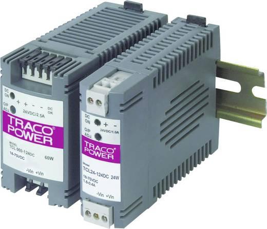 Hutschienen-Netzteil (DIN-Rail) TracoPower TCL 024-124DC 24 V/DC 1 A 24 W 1 x