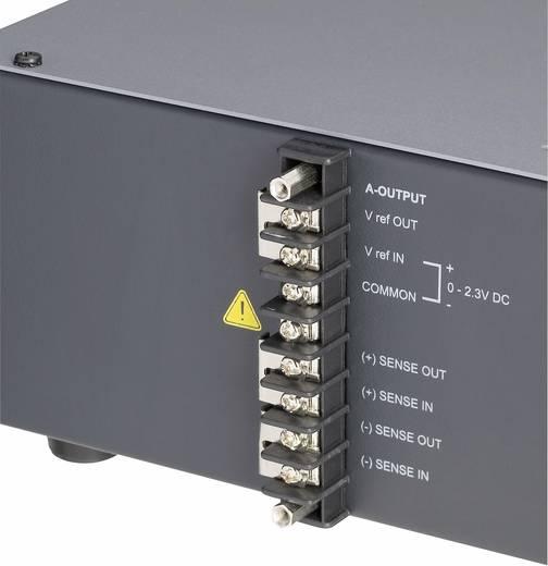 Labornetzgerät, einstellbar VOLTCRAFT VSP 2403 0.1 - 40 V/DC 0 - 3 A 249 W Anzahl Ausgänge 3 x Kalibriert nach ISO