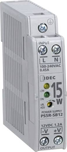 Idec PS5R-SB12 Hutschienen-Netzteil (DIN-Rail) 12 V/DC 1.2 A 14.4 W 1 x