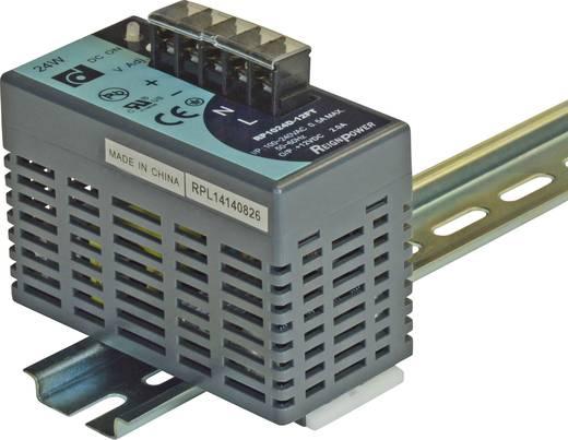 Hutschienen-Netzteil (DIN-Rail) Dehner Elektronik DRP-024D-15F 15 V/DC 1.6 A 24 W 1 x