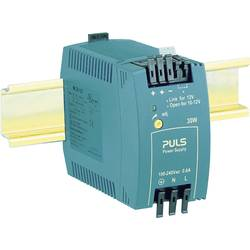 Zdroj na DIN lištu PULS MiniLine ML30.102, 2,5 A, 12 V/DC