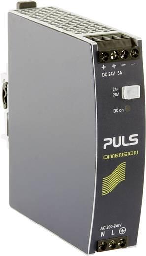 PULS DIMENSION CS5.244 Hutschienen-Netzteil (DIN-Rail) 24 V/DC 5 A 120 W 1 x