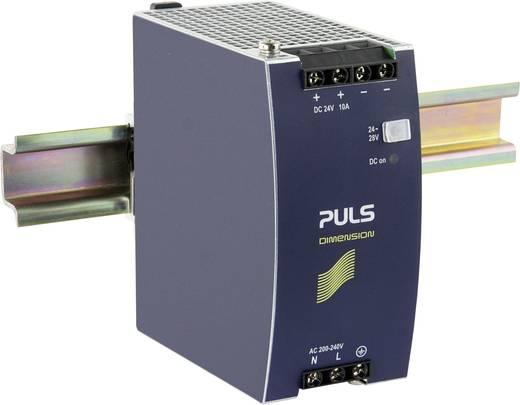 PULS DIMENSION CS10.244 Hutschienen-Netzteil (DIN-Rail) 24 V/DC 10 A 240 W 1 x