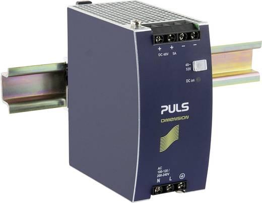 Hutschienen-Netzteil (DIN-Rail) PULS DIMENSION CS10.481 48 V/DC 5 A 240 W 1 x