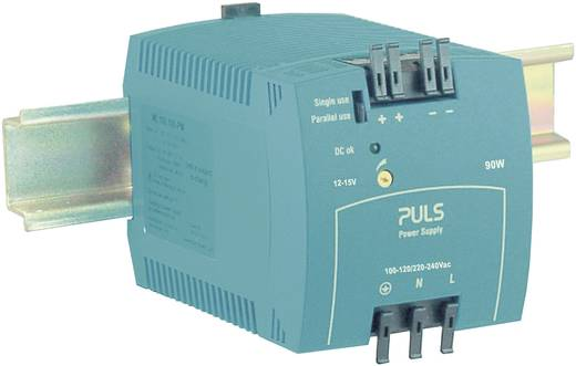 Hutschienen-Netzteil (DIN-Rail) PULS MiniLine ML100.200 24 V/DC 4.2 A 100 W 1 x
