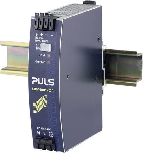 Hutschienen-Netzteil (DIN-Rail) PULS DIMENSION QS3.241 24 V/DC 3.4 A 80 W 1 x