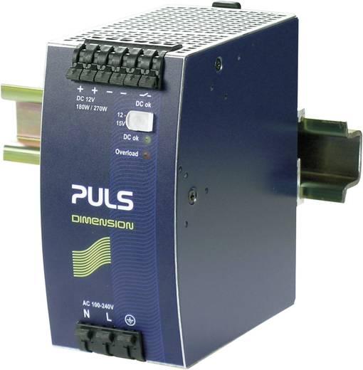 Hutschienen-Netzteil (DIN-Rail) PULS DIMENSION QS10.121 12 V/DC 15 A 180 W 1 x