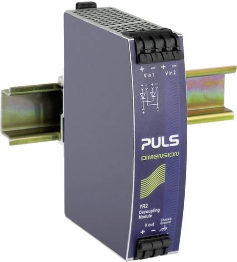 Hutschienen-Redundanz-Modul (DIN-Rail) PULS YR2.DIODE 20 A Anzahl Ausgänge: 1 x