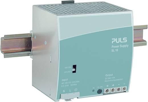 Hutschienen-Netzteil (DIN-Rail) PULS SilverLine SL10.100 24 V/DC 8.6 A 240 W 1 x
