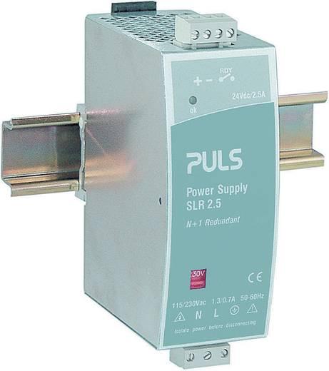 Hutschienen-Netzteil (DIN-Rail) PULS SilverLine SLR2.100 24 V/DC 2.5 A 60 W 1 x