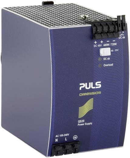 Hutschienen-Netzteil (DIN-Rail) PULS DIMENSION QS20.481 48 V/DC 10 A 480 W 1 x