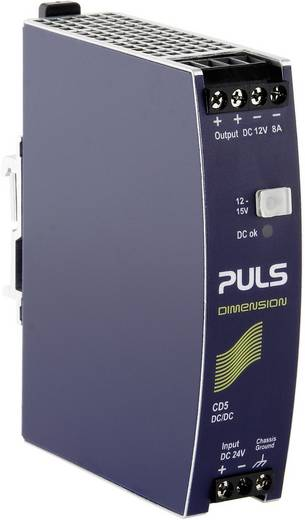 DC/DC-Wandler DIMENSION CD5.121 PULS CD5.121 8 A 96 W