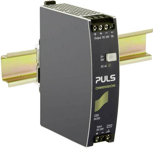 DC/DC-Wandler DIMENSION CD5.241 PULS CD5.241 5 A 120 W