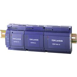 Zdroj na DIN lištu TDK-Lambda DSP-60-5, 7 A, 5 V/DC