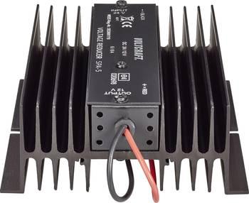 Gleichspannungswandler mit Kühllamellen zur Spannungsreduzierung von 24 V auf 12 V