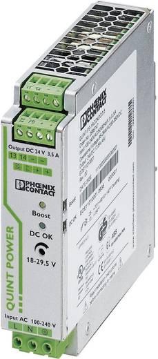 Hutschienen-Netzteil (DIN-Rail) Phoenix Contact QUINT-PS/1AC/24DC/3,5 24 V/DC 3.5 A 84 W 1 x