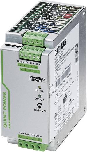 Hutschienen-Netzteil (DIN-Rail) Phoenix Contact QUINT-PS/3AC/24DC/10 24 V/DC 10 A 240 W 1 x