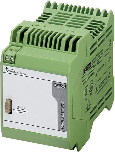 Industrielle USV-Anlage (DIN Rail) Phoenix Contact MINI-BAT/24DC/0.8AH
