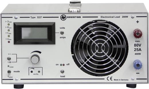 Elektronische Last Statron 3227.1 80 V/DC 25.5 A 400 W Kalibriert nach ISO