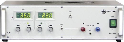 Labornetzgerät, einstellbar Statron 3254.1 0 - 36 V/DC 0 - 22 A 792 W Anzahl Ausgänge 1 x