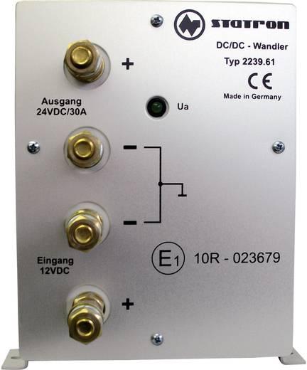 DC/DC-Kfz-Wandler Statron 2239.61 24 V/DC/30 A