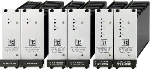 EA Elektro-Automatik EA-PS 805-150 Single DIN-Einschub Netzteil EA-PS 800 Serie 5 V/DC / 24 A 132 W - DAkkS kalibriert