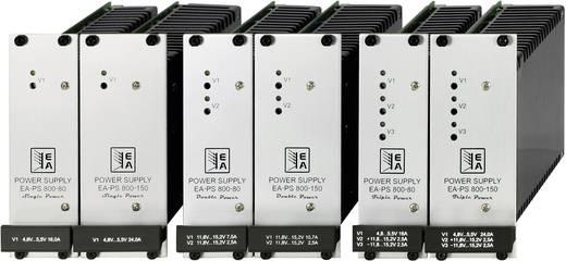 EA Elektro-Automatik EA-PS 812-12-240 Double DIN-Einschub Netzteil EA-PS 800 Serie 12 V/DC / 16 A 240 W - DAkkS kalibrie