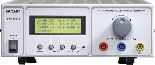 Labornetzgerät, einstellbar VOLTCRAFT PSP 12010 0 - 20 V/DC 0 - 10 A 200 W RS-232 programmierbar Anzahl Ausgänge 1 x