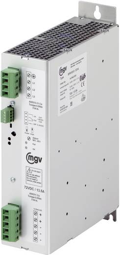 AC/DC-Einbaunetzteil mgv SPH1013-7214 72 V/DC 13.5 A 1000 W
