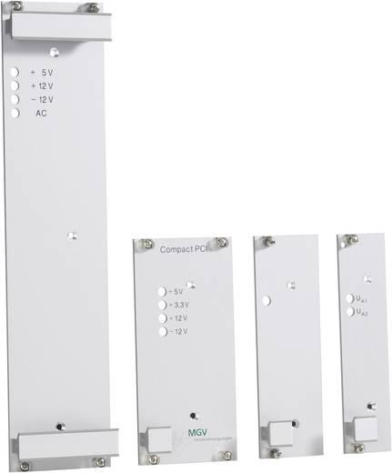 mgv P90/110/3094-8TE Frontplatte für P90/110/3094-8TE Passend für (Details) DIN-Einschub-Netzteil P90/110/3094er Serie