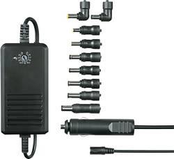 Alimentation PC portable VOLTCRAFT SMP-125 USB sortie 15 - 24 V/DC 6 A 125 W 1 pc(s)