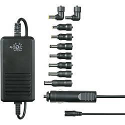 Síťový adaptér pro notebooky Voltcraft SMP-125 USB, 15 - 24 VDC, 125 W