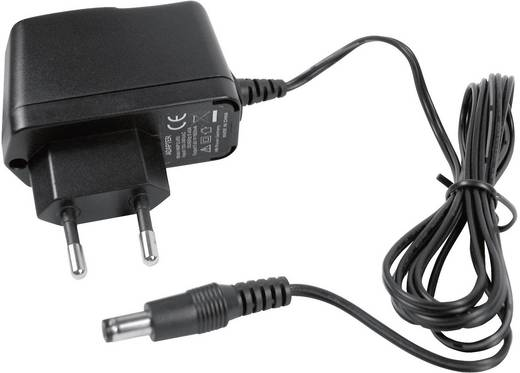 HN Power HNP12-240L6 Steckernetzteil, Festspannung 24 V/DC 500 mA 12 W