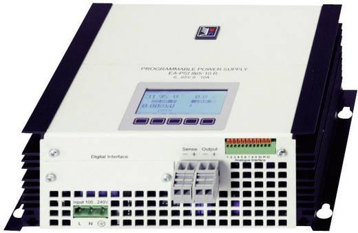 Labornetzgerät, einstellbar EA Elektro-Automatik EA-PSI 8160-04R 0 - 160 V/DC 0 - 4 A 640 W Schnittstelle optional Anza