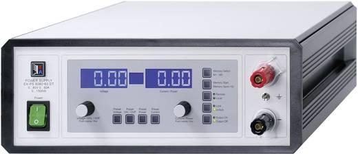 Labornetzgerät, einstellbar EA Elektro-Automatik EA-PS 8080-60 DT 0 - 80 V/DC 0 - 60 A 1500 W Schnittstelle optional An