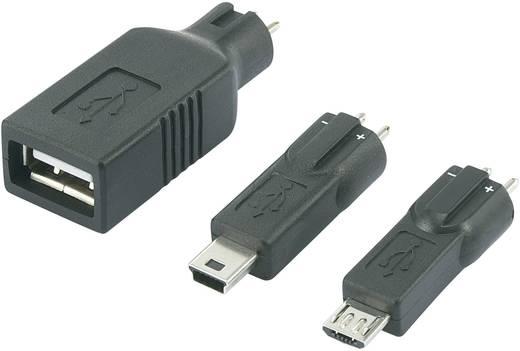 VOLTCRAFT USB-Buchsen-Stecker-Set für VOLTCRAFT® Netzteile