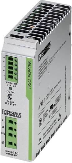 Hutschienen-Netzteil (DIN-Rail) Phoenix Contact TRIO-PS/3AC/24DC/5 24 V/DC 5 A 120 W 1 x