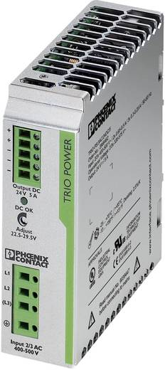 Phoenix Contact TRIO-PS/3AC/24DC/5 Hutschienen-Netzteil (DIN-Rail) 24 V/DC 5 A 120 W 1 x