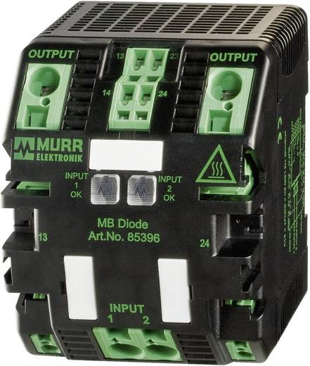 Hutschienen-Redundanz-Modul (DIN-Rail) Murr Elektronik 85396