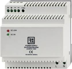 Sieťový zdroj na montážnu lištu (DIN lištu) EA Elektro-Automatik EA-PS 824-040 KSM, 1 x, 4.2 A, 100 W