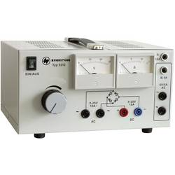 Lineárny laboratórny zdroj Straton 5312.1, 0 - 25 V, 0 - 10 A