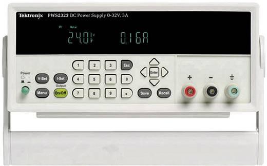 Labornetzgerät, einstellbar Tektronix PWS2323 0 - 32 V/DC 0 - 3 A 96 W Anzahl Ausgänge 1 x Kalibriert nach ISO