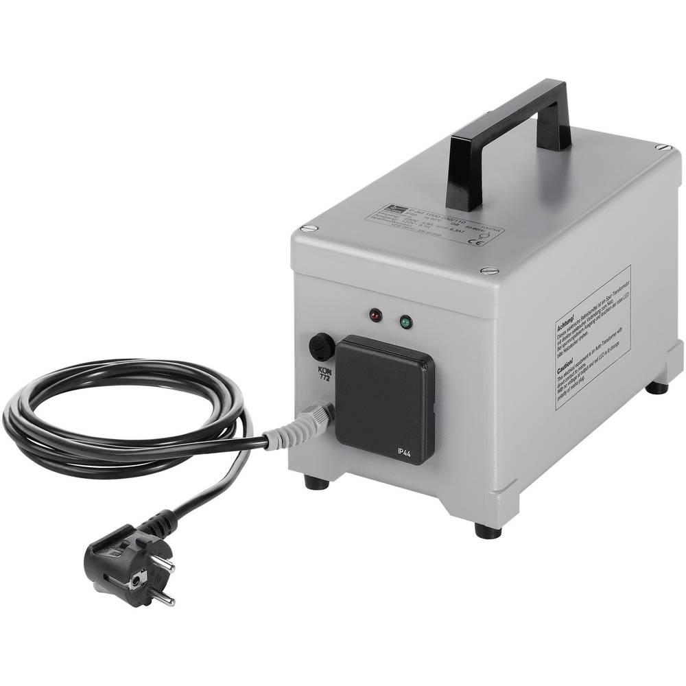 Vorschalttransformator Block E-JET 1000 1000 VA 230 V/AC - 110 V/AC ...